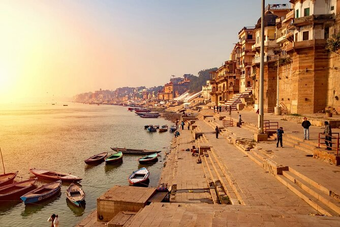 Private Varanasi Guided Tour with Boat Ride