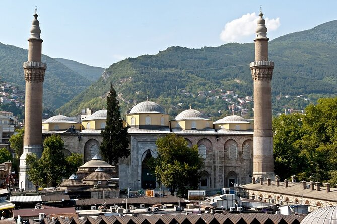 Private Full-Day Bursa Grand Mosque Tour from Istanbul