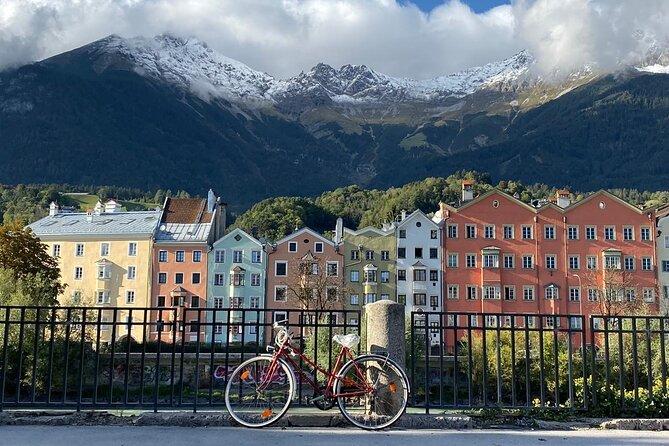 Self-Guide Tour in Innsbruck