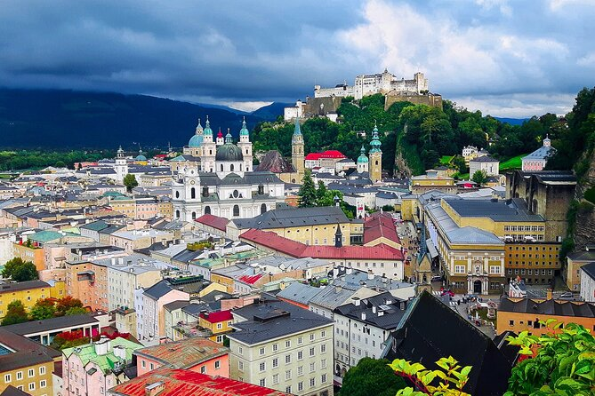 Private 3-Hour Self-Guided Tour of Salzburg