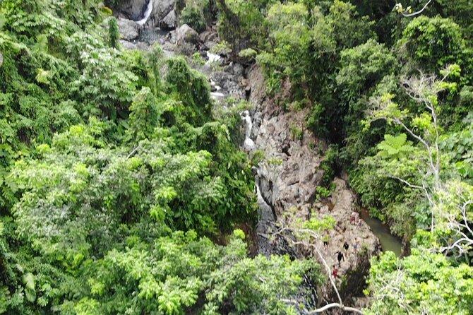 Rainforest River Adventure and Luquillo Beach Combo