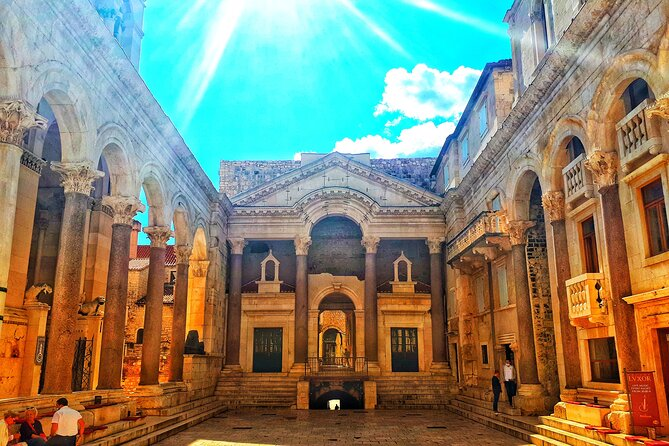 The Best of Split: Private tours in English and Spanish