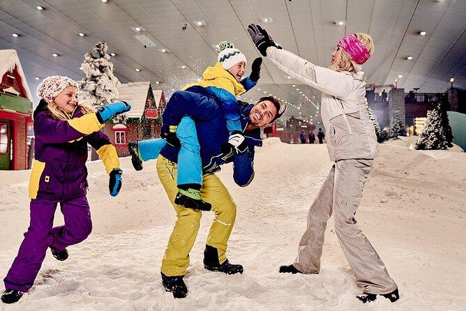 SKI Dubai Snow Classic Pass