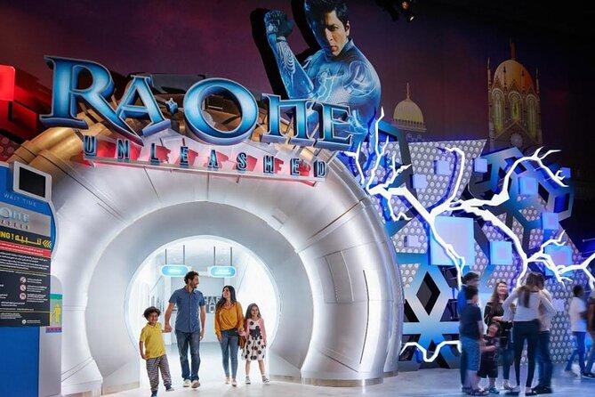1-Day Admission Pass to 2 Dubai Theme Parks
