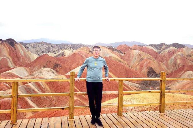 Private Tour of Zhangye Danxia Geopark