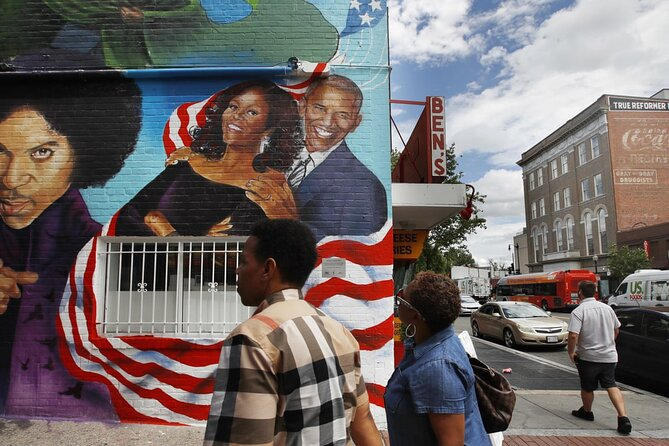 2-Hour African American Heritage Tour in Washington DC