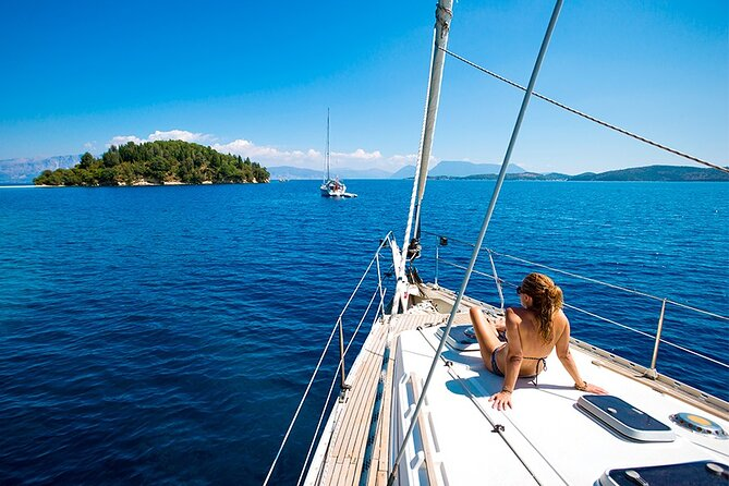 Full-Day Private Sailing Experience in Nikiti