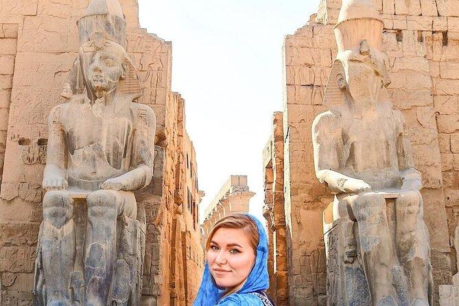 Visite guidée privée de Louxor et du temple de Karnak depuis les hôtels de Louxor