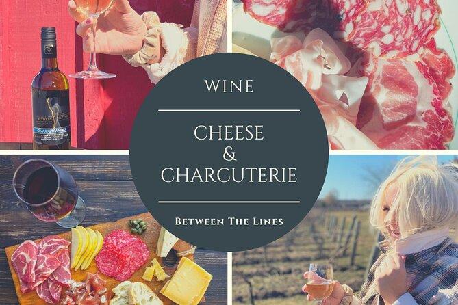 Between The Lines Craft Wine en Artisanal Cheese in Niagara