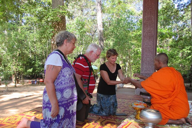 Full-Day Private Angkor Temples Tour from Siem Reap