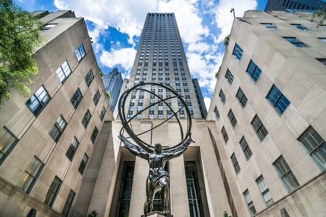 Rockefeller Center Architecture and Art Walking Tour