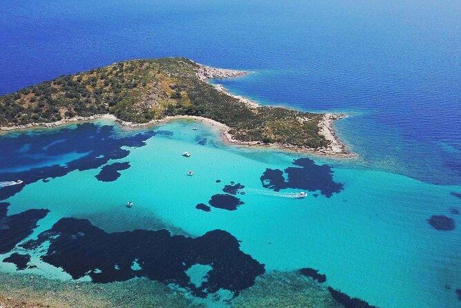 Halkidiki: Vourvourou Full Day Cruise