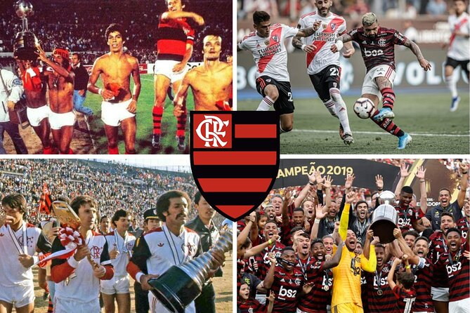 Half-day visit to Flamengo Soccer Stadium and Panoramic Tour