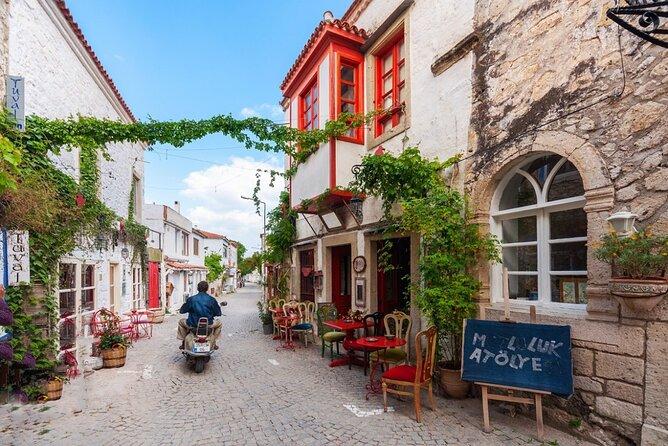 4 Days Private Travel to Cesme, Nazarkoy, Birgi, Kusadasi, Ephesus, Pamukkale