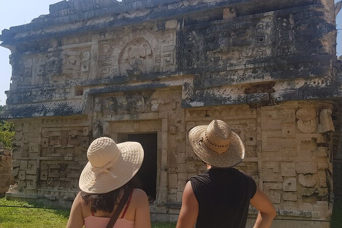 Chichen Itza Mayan and Temazcal Private Tour with Lunch