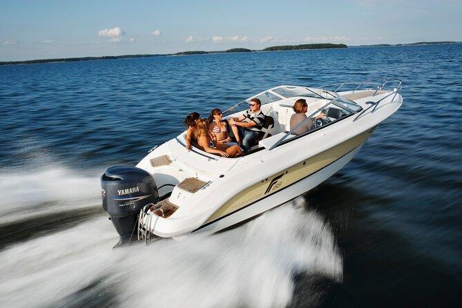 2 Hour Boat Tour in the Helsinki Archipelago by Helsinki Cruising Charters