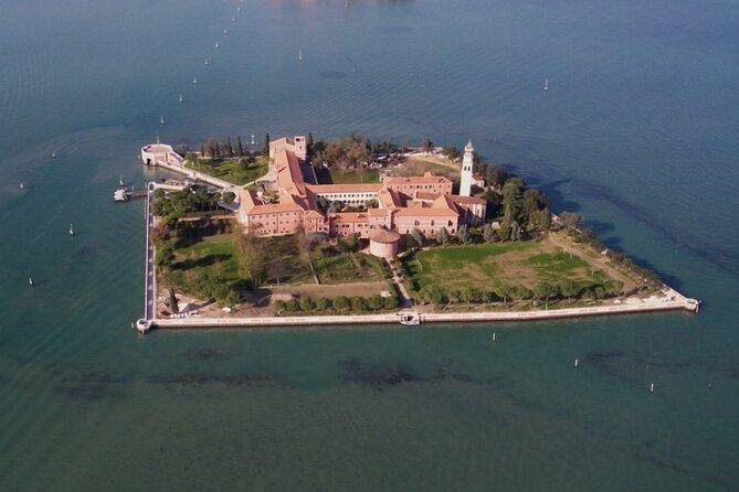 Tour to the islands of San Servolo and San Lazzaro degli Armeni