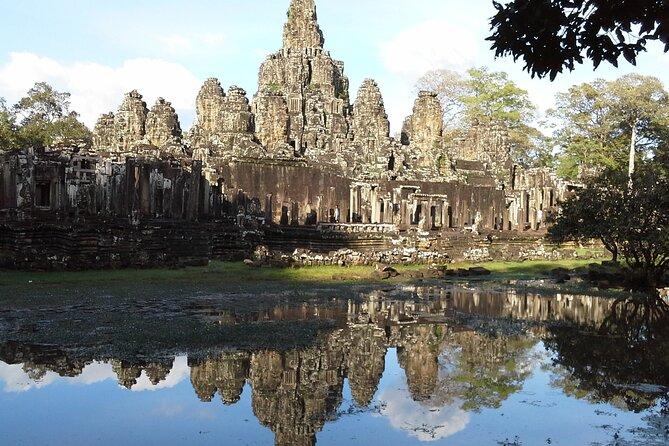 Half Day Sunrise Tour at Angkor Wat plus Ta Prohm temple