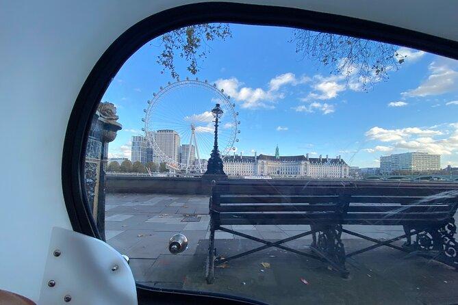 1 Hour Private Veluba - Landmark Tour of London