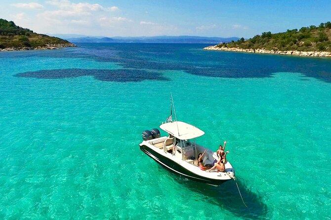 Halkidiki: Vourvourou 4hr Refreshment Cruise