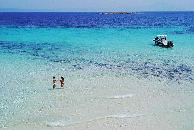 Halkidiki: Sithonia Private Full Day Cruise