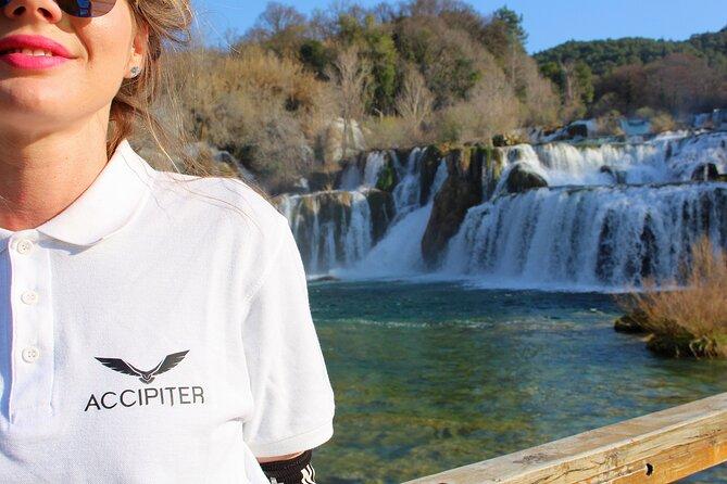 Krka National Park Waterfalls Private Tour from Trogir/Split