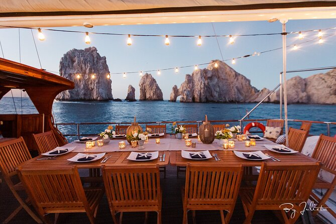 Luxury Sailing Yacht and Chef Dinner