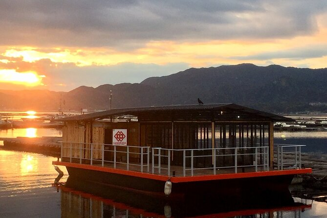 Cruise Tour of The Miyajima West Coast and Tea Break