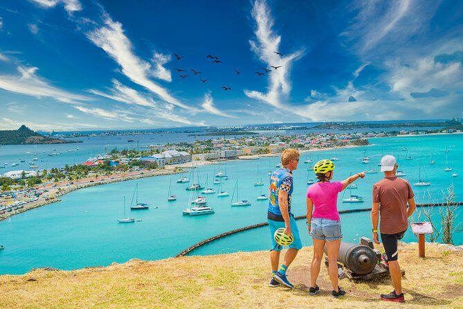 St Maarten Sightseeing Tour by Bike