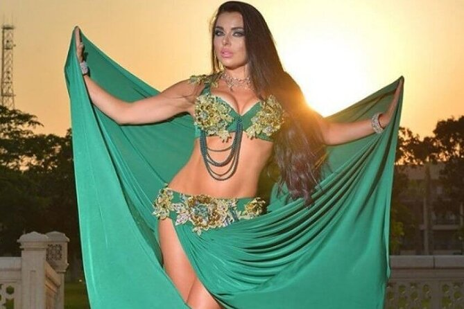 Cairo Nile dinner cruise night show with belly dancer