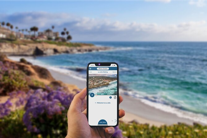 La Jolla Self-Guided Walking Audio Tour