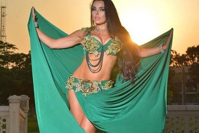 Dinner Cruise on the Nile River with Buffet Cultural Show belly dancer