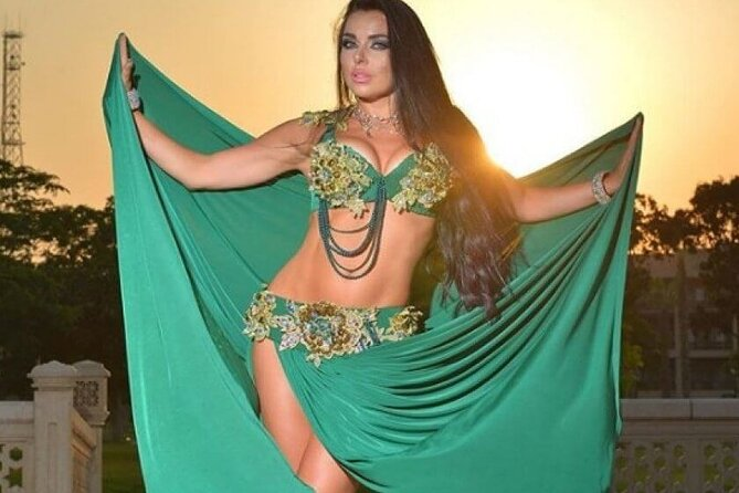 night-tour Nile dinner cruise with open buffet and belly dancer