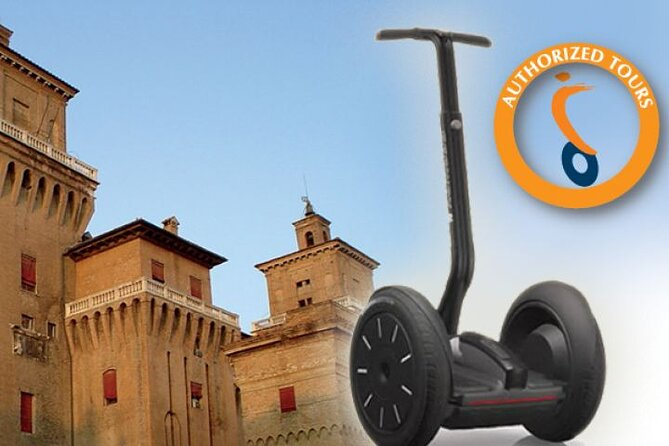 CSTRents - Ferrara Segway PT Authorized Tour