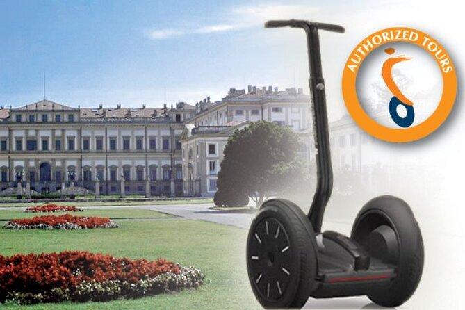 CSTRents - Monza Parco Segway PT Authorized Tour