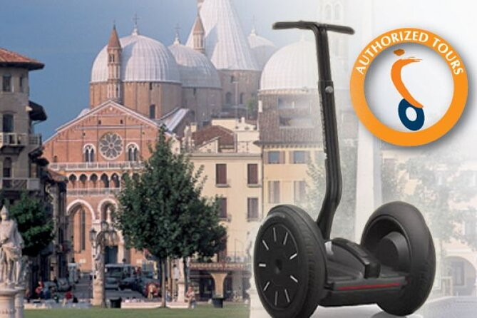 CSTRents - Padova Segway PT Authorized Tour