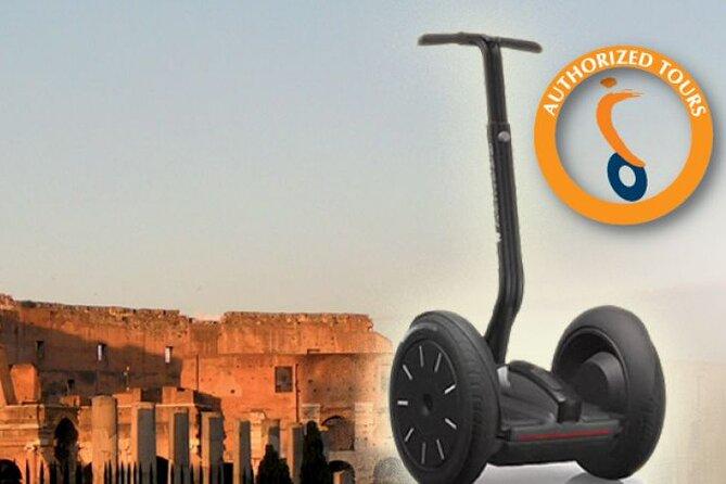 CSTRents - Rome Imperial Segway PT Authorized Tour