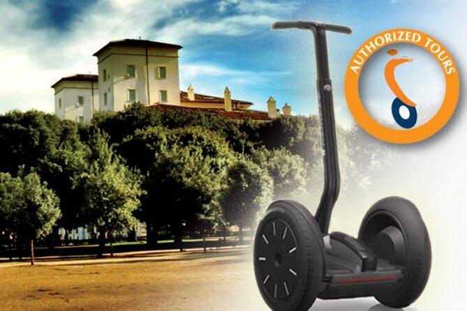 CSTRents - Rome Villa Borghese Segway PT Authorized Tour
