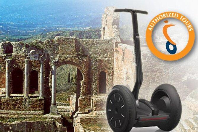 CSTRents - Taormina Segway PT Authorized Tour