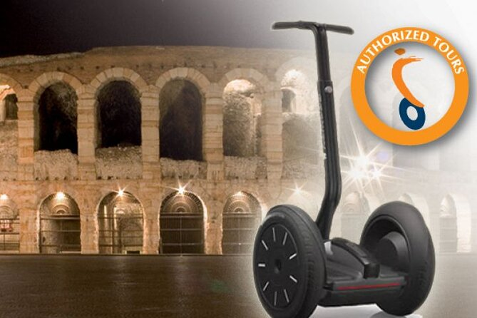 CSTRents - Verona Segway PT Authorized Tour