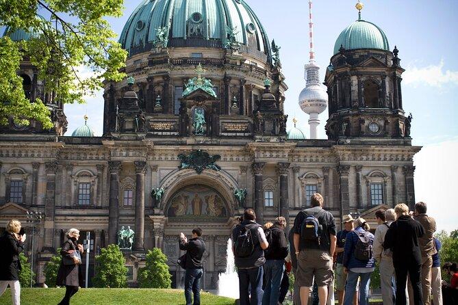 Privéwandeltocht: hoogtepunten en verborgen locaties van Berlijn