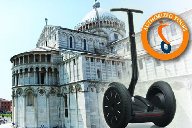 CSTRents - Pisa Segway PT Authorized Tour