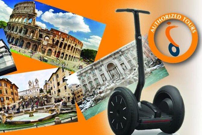 """CSTRents - Roma """"La grande bellezza"""" Segway PT Authorized Tour"""