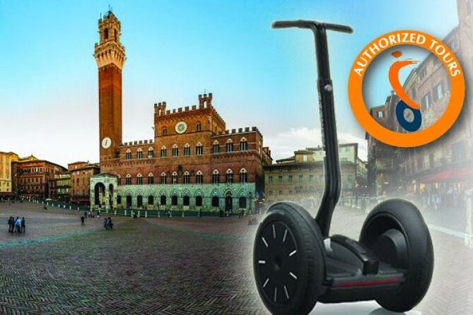CSTRents - Siena Segway PT Authorized Tour