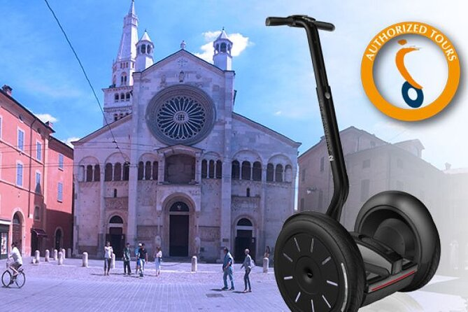 CSTRents - Modena Segway PT Authorized Tour
