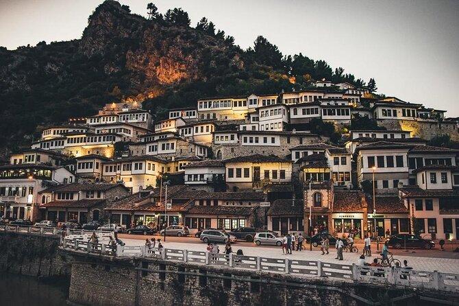 1-Day Tirana Berati Adriatic Sea and Belshi Lakes Tour