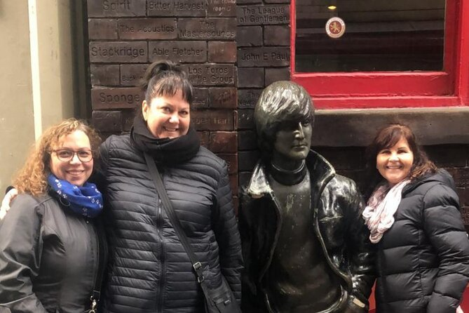 Beatles Guided Walking Tour in Liverpool