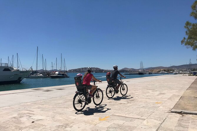 eBike Tour to the Coast with Seaview Lunch