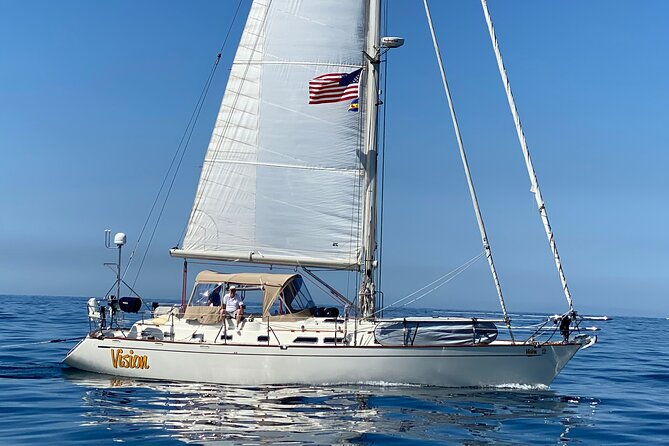 2-Hour Private Sunset Sailing Experience in San Diego
