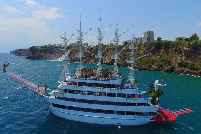 Antalya Maldives Boat Trip